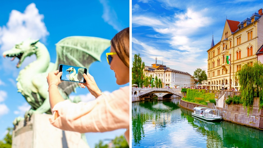 Viajes Eslovenia Liubliana