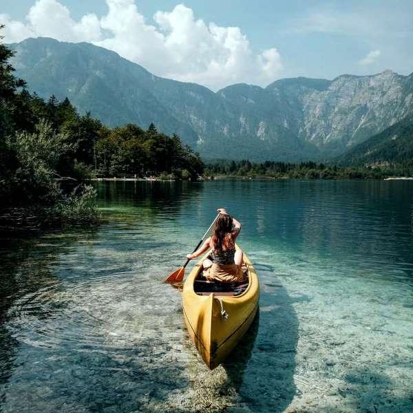 activities in Bohinj, Slovenia