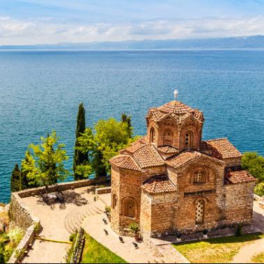 Viagens pela Macedônia