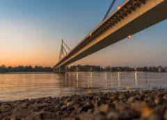 Danubio en Novi Sad
