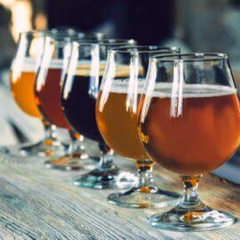 Degustación de cerveza en Eslovenia