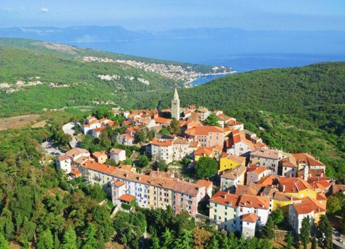 Labin, Istria croata