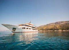 Crucero por las islas dálmatas desde Dubrovnik de lujo