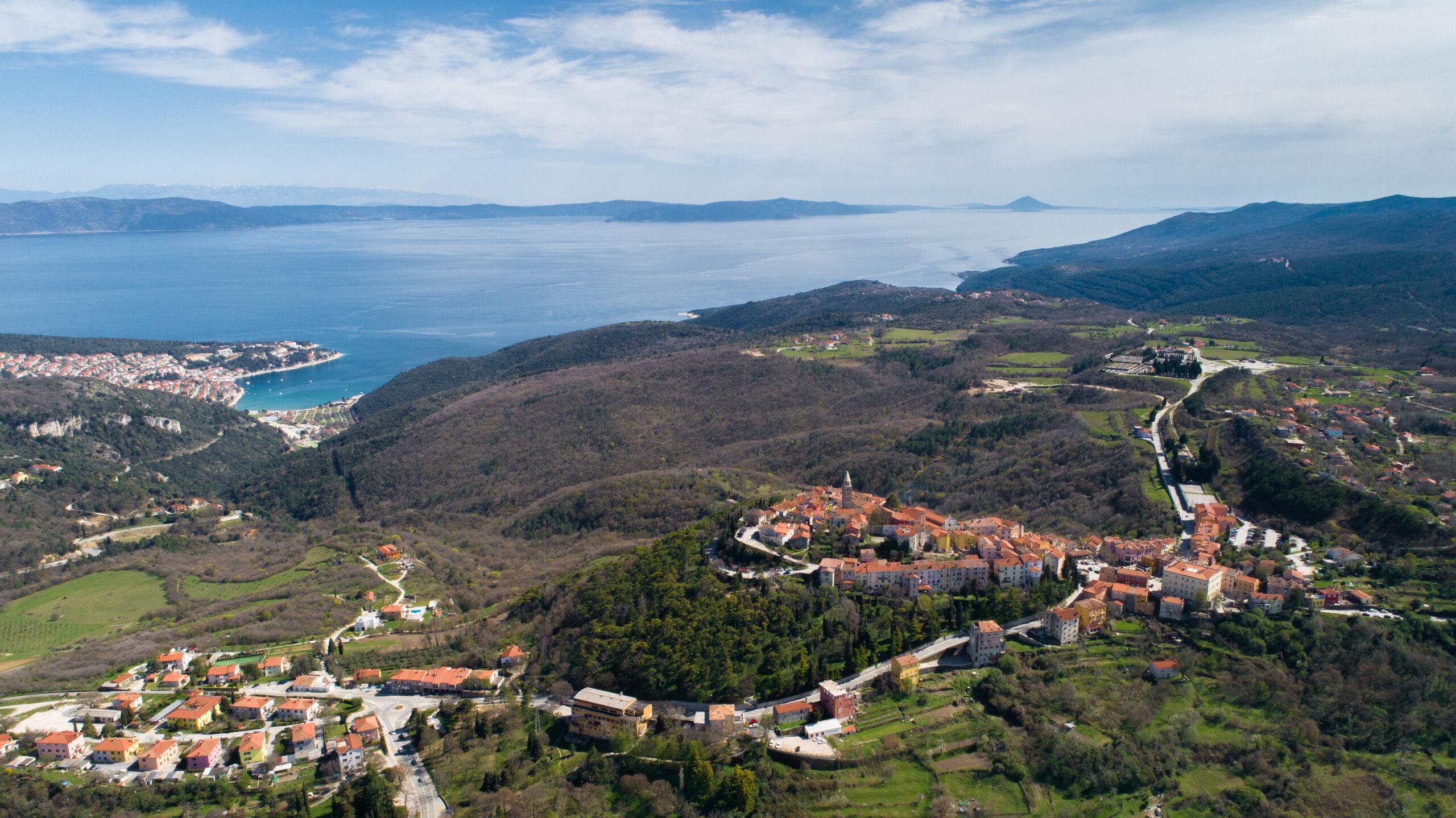 Labin Croacia