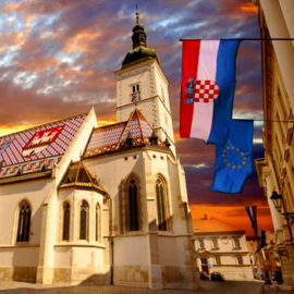 Circuito por Croacia desde Zagreb a Dubrovnik