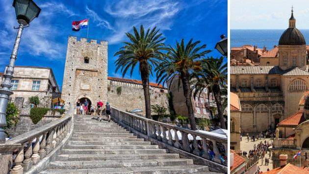 Tour por Croacia: Korcula & Dubrovnik
