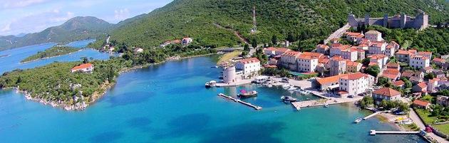 Circuito por Croacia - visita de Ston