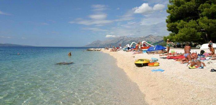 Verano en Fazana, Croacia