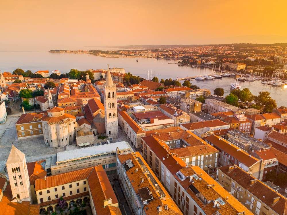 Patrimonio de la Humanidad Croacia - Zadar