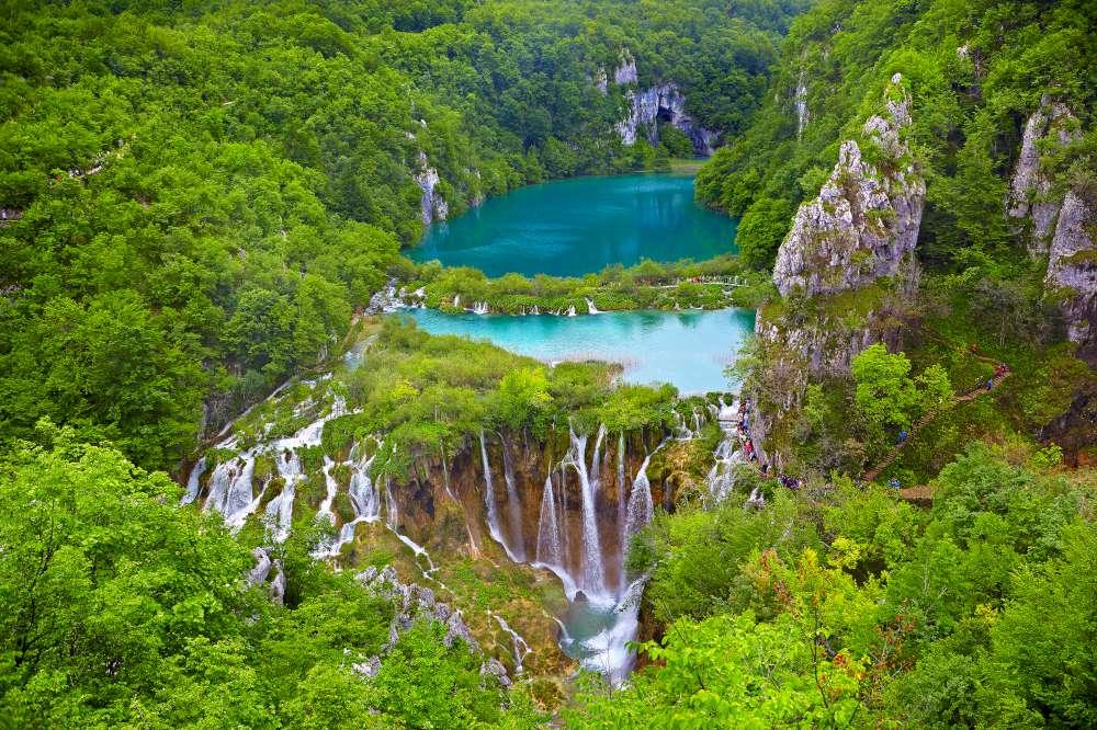 Patrimonio de la Humanidad Croacia - Parque Nacional de Plitvice