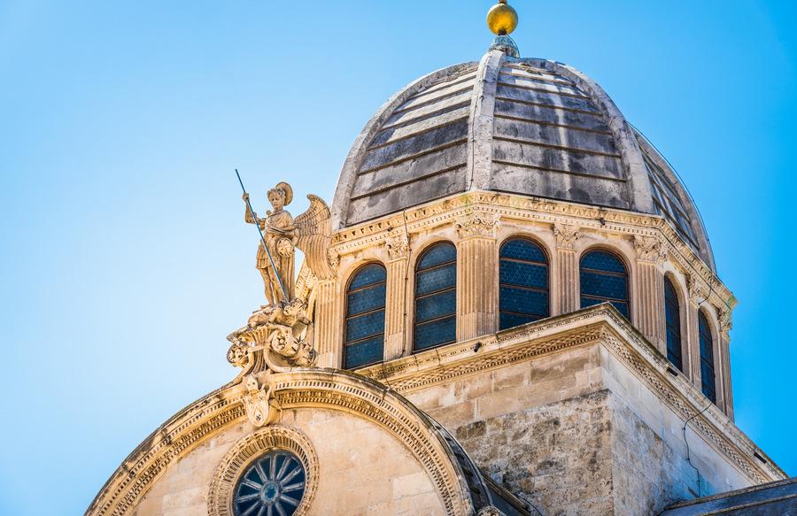 Patrimonio de la Humanidad Croacia - Catedral de Sibenik
