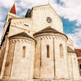 Patrimonio de la humanidad Croacia