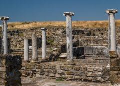 Sitio arqueológico de Heraclea Lyncestis, Macedonia del Norte