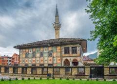 Mezquita Pintada en Tetovo, Macedonia del Norte