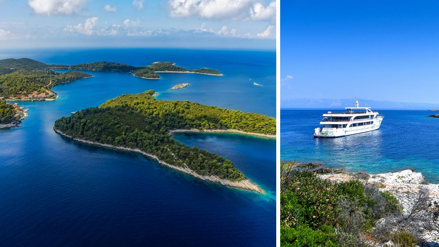 One of the best small ship cruises Adriatic coast has to offer