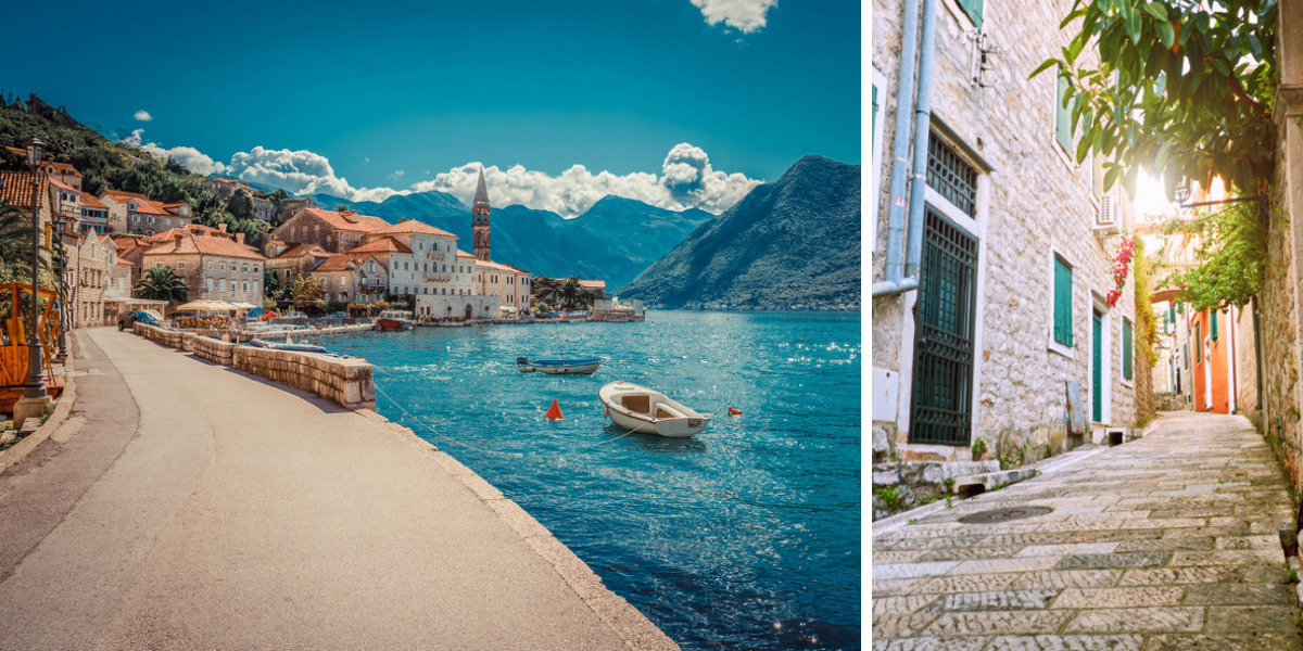 viaje a Kotor en Montenegro