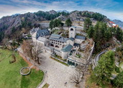 Monasterio de Cetinje, Montenegro