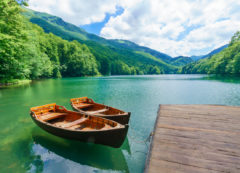 Lago de Biograd, Montenegro