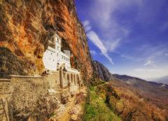 Monasterio de Ostrog, Montenegro
