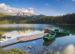 Parque Nacional de Durmitor, Montenegro