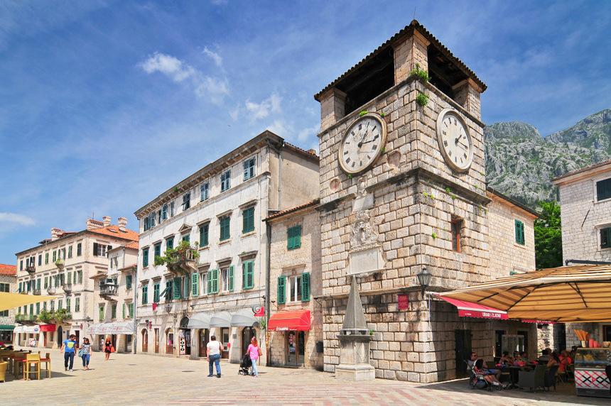 Kotor en Montenegro