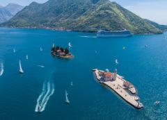 La isla de Nuestra Señora de las Rocas y el islote Sveti Dorde, Montenegro