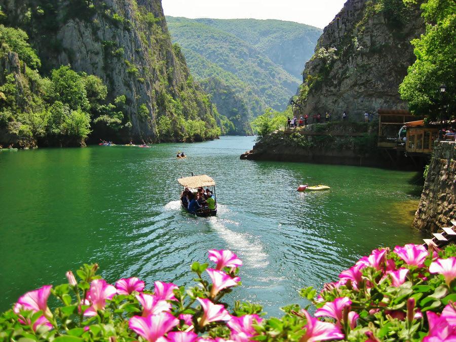 Qué ver en Macedonia - Matka
