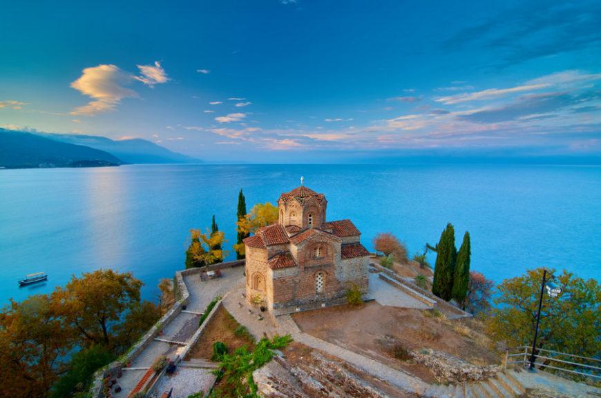 Qué ver en Macedonia - Ohrid