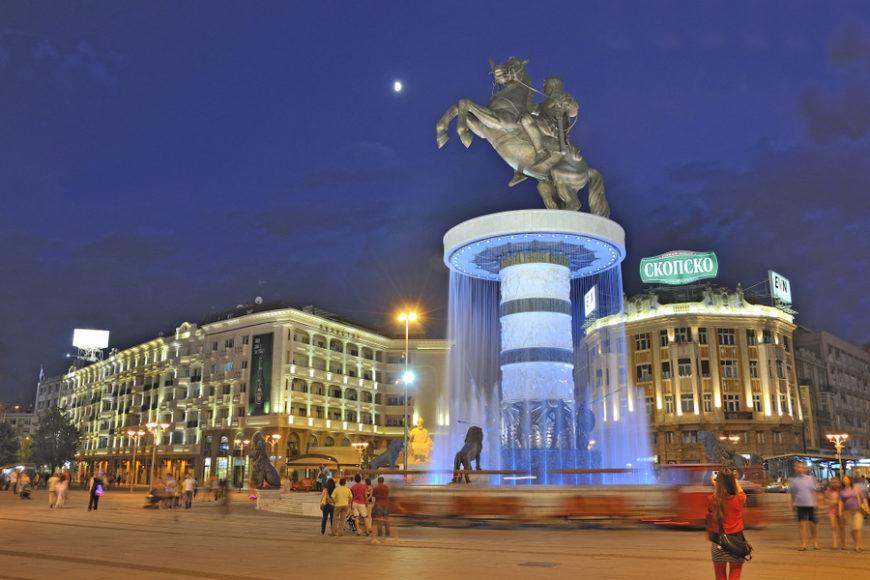 Qué ver en Macedonia - Skopie