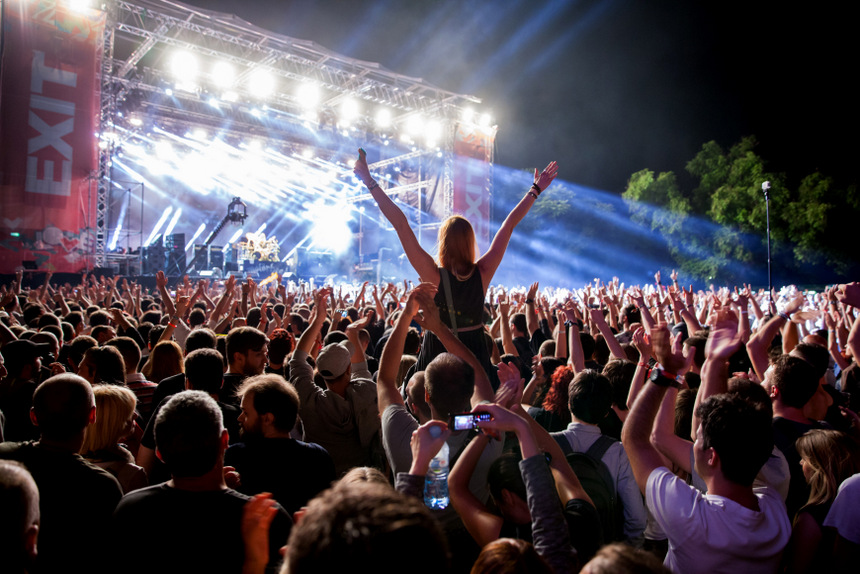 ¿Qué ver en Serbia? Festival EXIT - Novi Sad