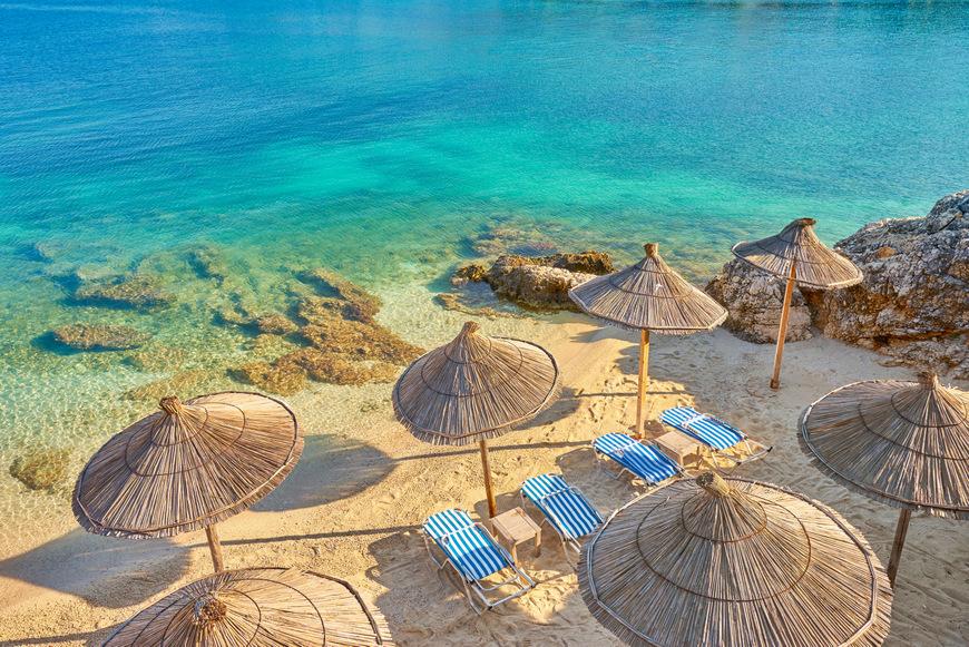 La Riviera de Albania