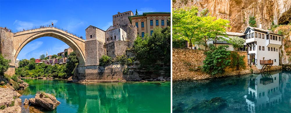 Que ver en Bosnia y Herzegovina - Mostar y Blagaj
