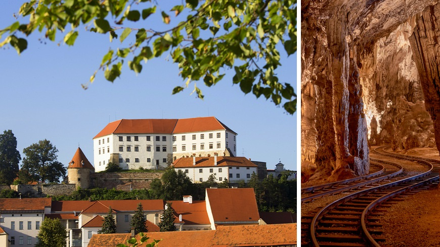 Small group Tour of Slovenia - Ptuj, Postojna Cave
