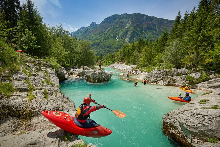 Soca river valley