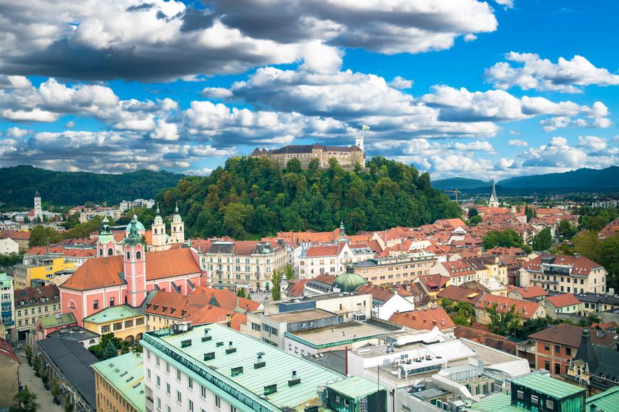 5 cosas que ver en Ljubljana