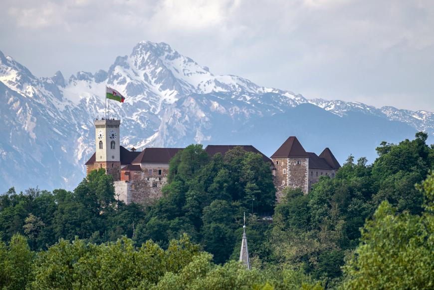 5 cosas que ver en Ljubljana: El Castillo de Predjama
