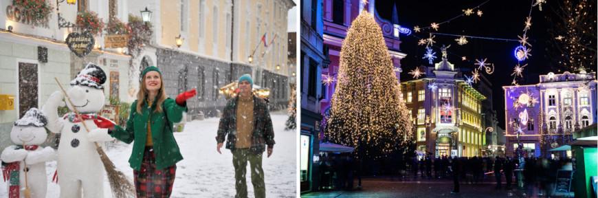 Invierno en Eslovenia para los grupos, www.slovenia.info, Miran Kambič in Dean Dubokovič