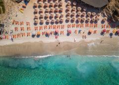 Playas de la riviera albanesa