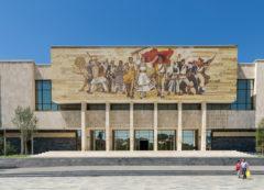 Museo Histórico Nacional de Albania en Tirana