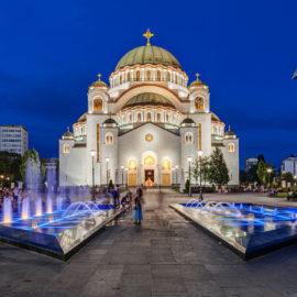 Viaje Descubriendo Serbia Belgrado Sveti Sava