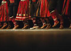 Danza folclórica balcánica
