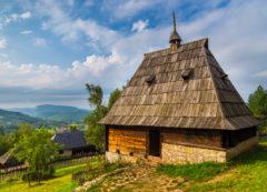 Drvengrad, Serbia