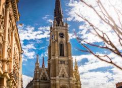 Catedral de San Jorge de Novi Sad, Serbia