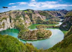 Reserva Natural Uvac, Serbia
