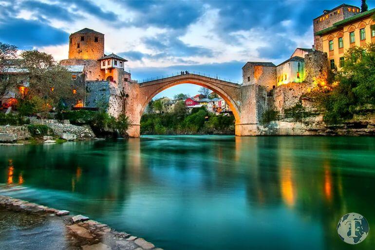 Bosnia para los grupos organizados