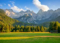 Alpes Julianos, Eslovenia