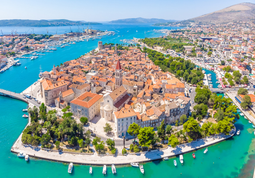 Croacia para los grupos organizados