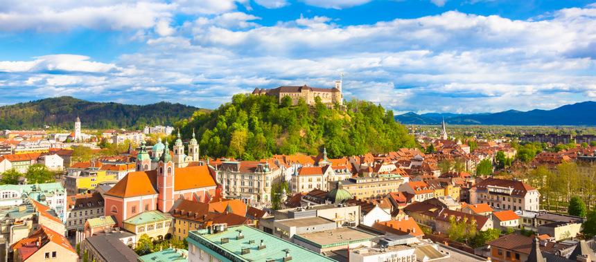 Eslovenia para los grupos organizados