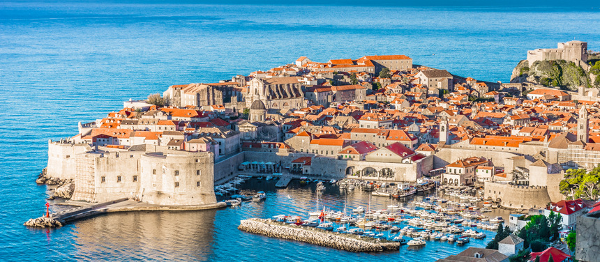 Itinerary for Croatia - Dubrovnik