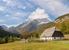 Valle Trenta, Eslovenia